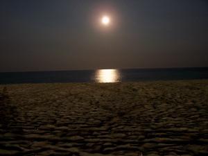 Spiaggia di Jesolo - Notte