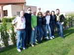 Gabry, Nick, Carlo, Eli, IO, Baby, Maury, Sandra e Max