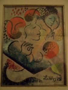 Donna allo specchio (1975)