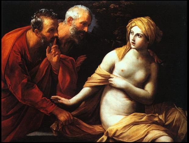 Susanna e i vecchioni - Guido Reni 1620