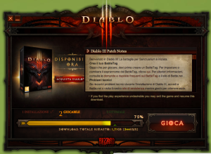 Diablo III - patch italiana mac