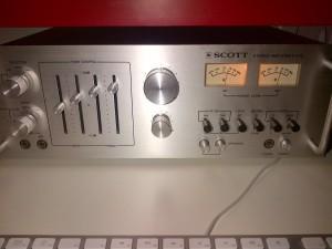Scott A436 - Vista d'insieme