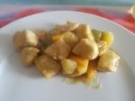 Dadolata di Pollo con Verdure - serviamo